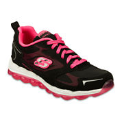 Skechers® Skech-Air Bizzy Bounce Girls Athletic Shoes - Little Kids/Big Kids