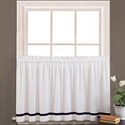 Kate Rod-Pocket Kitchen Curtains