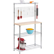Honey-Can-Do® 2-Shelf Baker's Rack