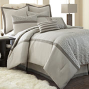 Pacific Coast Textiles Mercer 8-pc. Comforter Set