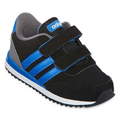 adidas V Jog Girls Running Shoes - Toddler