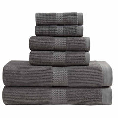 London Fog Quick Dry 6-Pc Towel Set