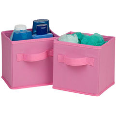 Honey-Can-Do® 6-Pack Mini Folding Storage Cubes