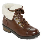 CLEARANCE Combat Boots Women's Boots for Shoes - JCPenney