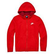 Nike® Long-Sleeve Zip Fleece Hoodie - Boys 8-20