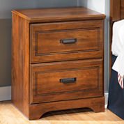 Signature Design by Ashley® Barchan 2-Drawer Nightstand