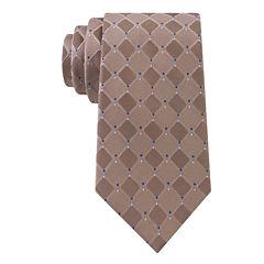 Stafford® Lakefront Modular Square Silk Tie