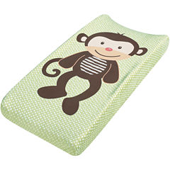 Summer Infant® Plush Pals Changing Pad Cover - Monkey