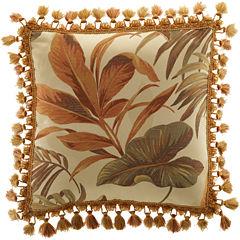 Croscill Classics® Grand Isle Tassel Square Decorative Pillow