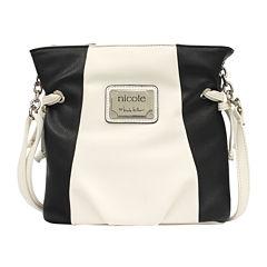 nicole By Nicole Miller Marie Crossbody Bag