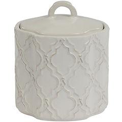 Creative Bath™ Chainlink Covered Jar