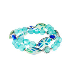 Studio By Carol Womens Stretch Bracelet