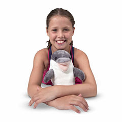 Melissa & Doug® Skimmer Dolphin Plush