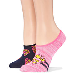 2 Pair Liner Socks