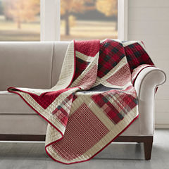 Woolrich Huntington Quilted Quilted Throw