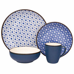Sango Celestial 16-pc. Dinnerware Set