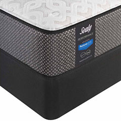 Sealy® Besant Firm - Mattress + Box Spring