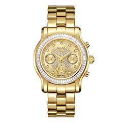 JBW Womens Gold Tone Bracelet Watch-J6330a