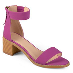 Journee Collection Percy Womens Heeled Sandals