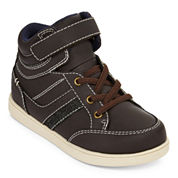 Okie Dokie Lil Phil Boys Lace-Up Sneakers - Toddler