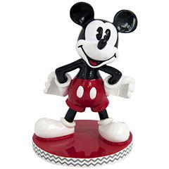 Disney Chevron Mickey Mouse Toothbrush Holder
