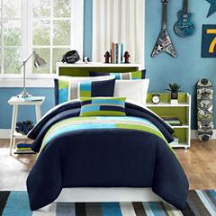 Mi Zone Switch Stripes Duvet Cover Set