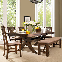 Lansford 6-pc. Dining Set