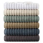 Studio™ Quick-Dri™ Ribbed Bath Towels