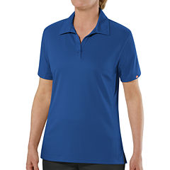 Red Kap® Womens Short-Sleeve Performance Polo