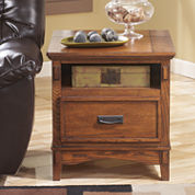 Signature Design by Ashley® Cross Island End Table