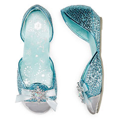 Disney Collection Elsa Costume Shoes - Girls