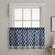 Morocco Rod-Pocket Kitchen Curtains