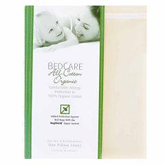 National Allergy Organic Cotton Allergen Barrier Mattress Protector