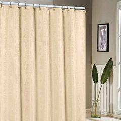 Duck River Parson Jacquard Shower Curtain