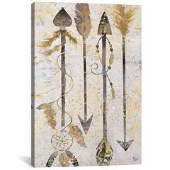 Icanvas Tribal Dreamcatcher Canvas Art