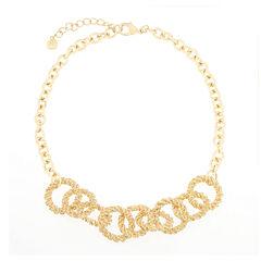 Monet® Gold-Tone Link Necklace
