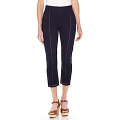 Sag Harbor® Blue Shades Knit Denim Legging