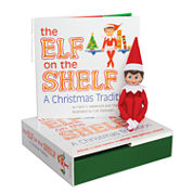 The Elf on the Shelf® A Christmas Tradition - Girl, Blue Eyes