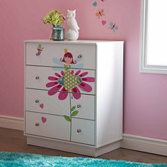 South Shore Joy 4-Drawer Chest
