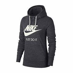 Nike Long Sleeve Knit Hoodie