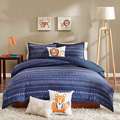 INK+IVY Kids Oliver Comforter Set & Accessories