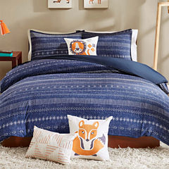 INK+IVY Kids Oliver Duvet Cover Set & Accessories