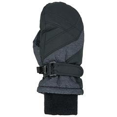 Long Cuff Ski Gloves - Preschool Boys