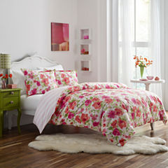 Poppy & Fritz Poppy & Fritz Buffy Bedding Collection 3-pc. Floral Duvet Cover Set