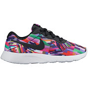 Nike® Tanjun Print Girls Athletic Shoes - Little/Big Kids