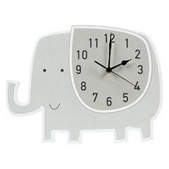 Trend Lab Elephant Wall Clock