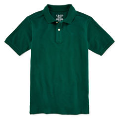 IZOD® Stretch Piqué Polo - Boys 8-20 and Husky