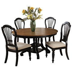 Meadowbrook 5-pc. Round Dining Set