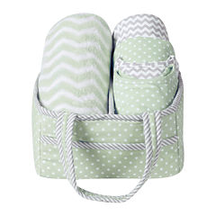 Trend Lab® Sea Foam 6-pc. Baby Care Gift Set