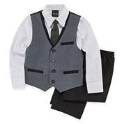 TFW 4-pc. Vest Set - Toddler Boys 2t-5t